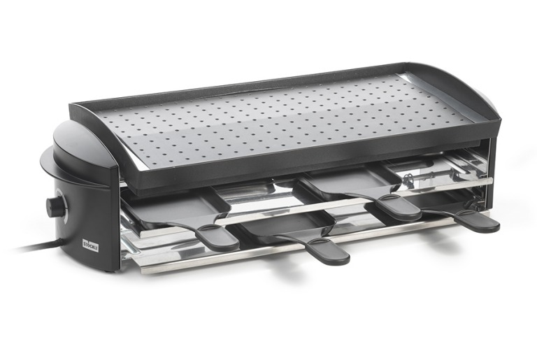 Cheeseboard V8 Grill