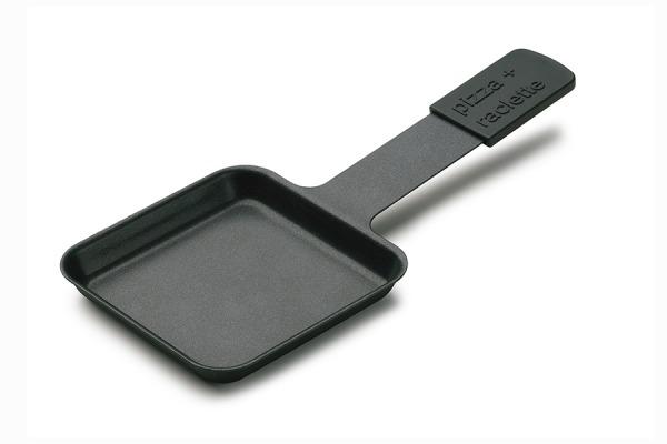 Pans for pizzagill, 2 pcs. raclette+pizza