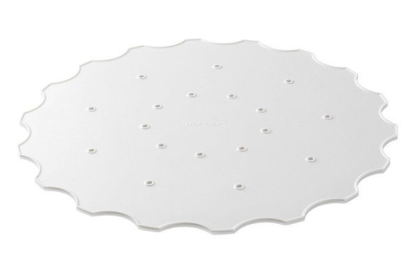 Silicon mat for drying tray, 2 pcs.