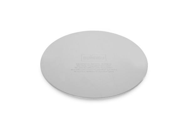 Heat distribution plate