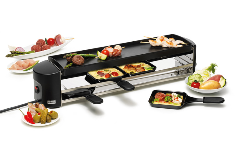 Cheeseboard Grill, anthracite