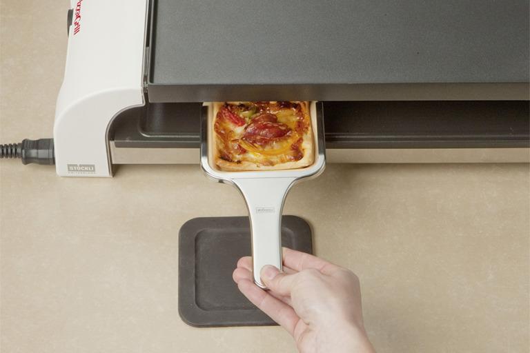 Set Poêlons en céramique pour PizzaGrill