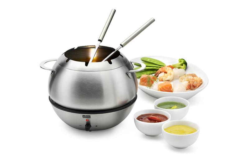 Fonduegarnitur Hot Bowl