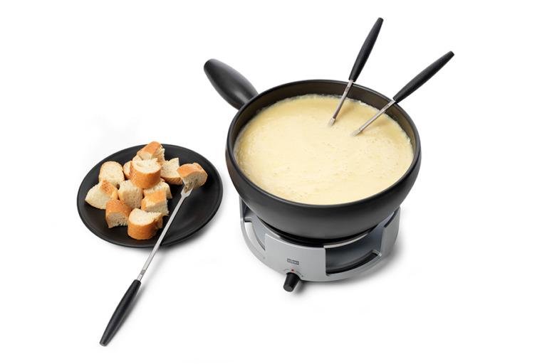 Service à fondue au fromage Avalon
