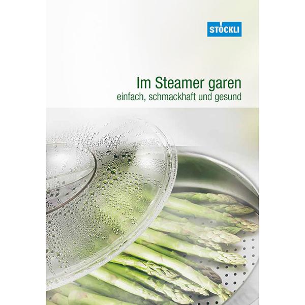 Steamer recipe book