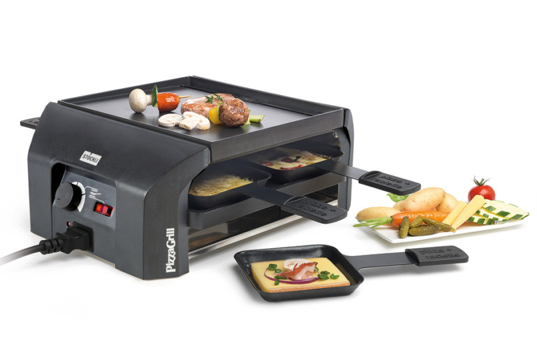 PizzaGrill FourFour, basic appliance, anthracite